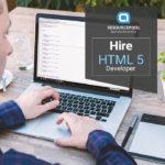 HTML 5 developer India
